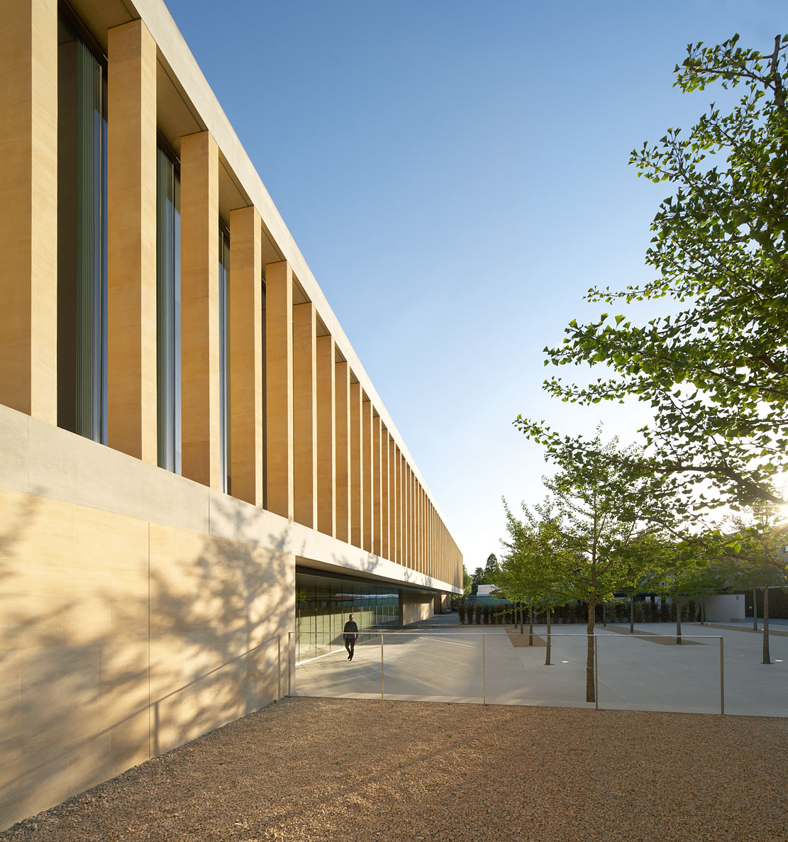 The Sainsbury Laboratory, Cambridge