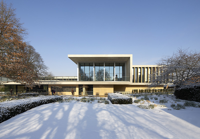 The Sainsbury Laboratory