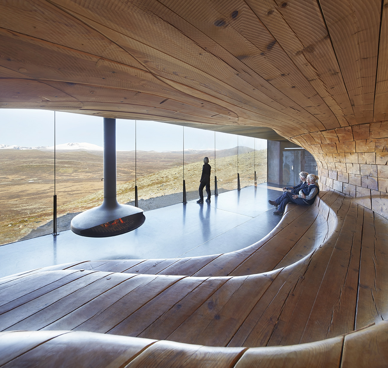 Norwegian Wild Reindeer Centre Pavilion further 965a as well Jewelry besides Alexandria Police Department as well Desks Console Tables. on portfolio modern home design