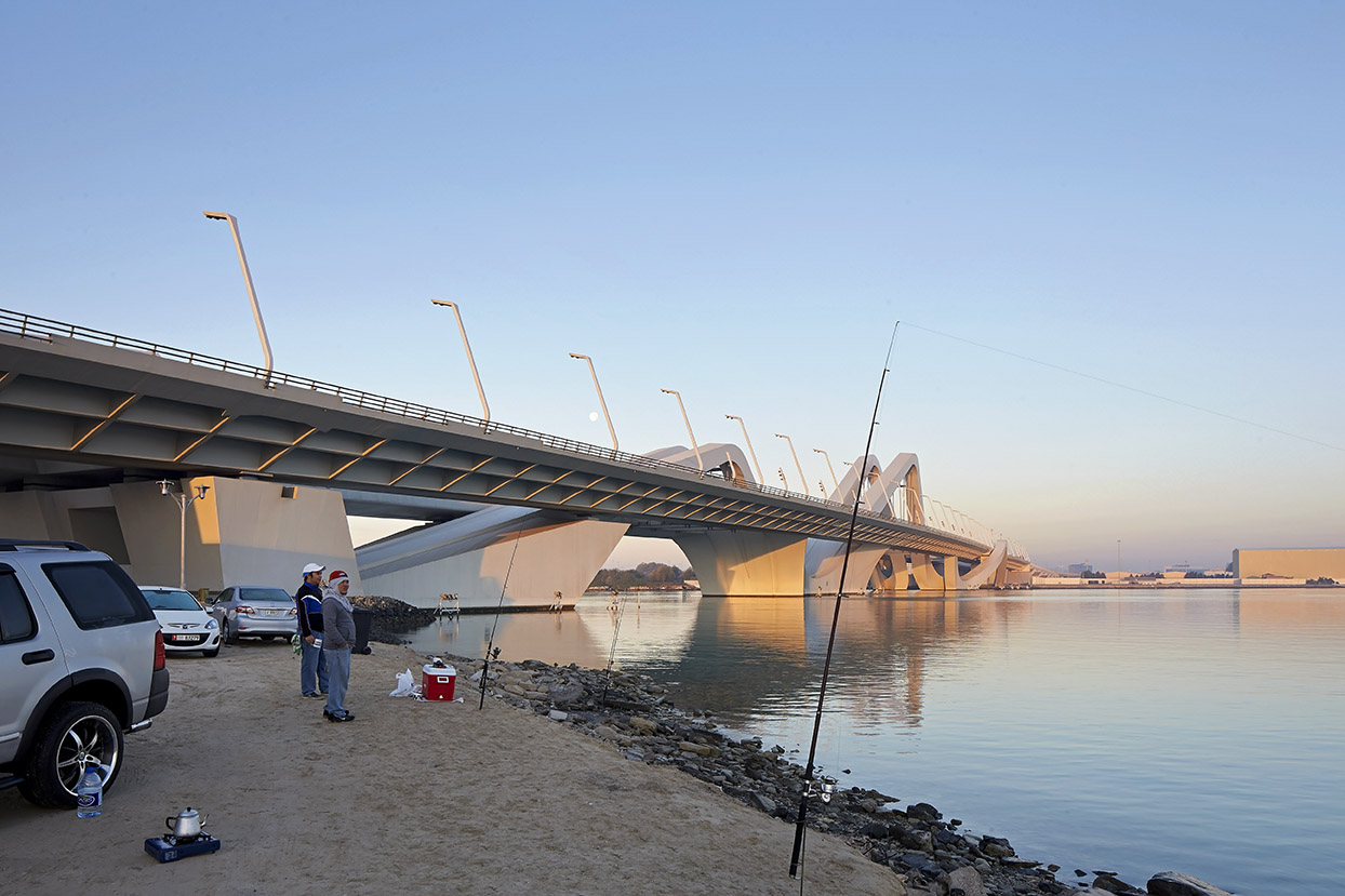 Home Design Architect Hufton Crow Projects Sheikh Zayed Bridge