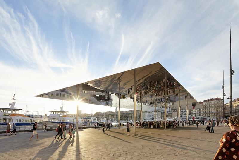 Vieux Port Pavilion