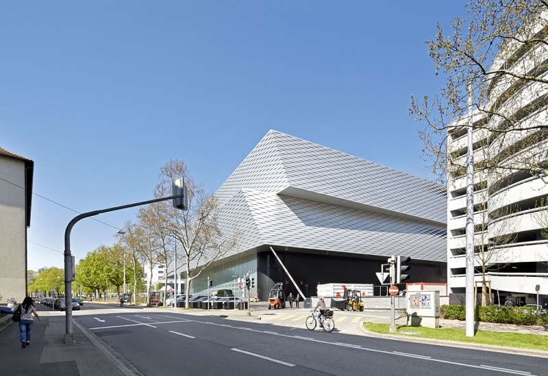 Messe Basel New Hall