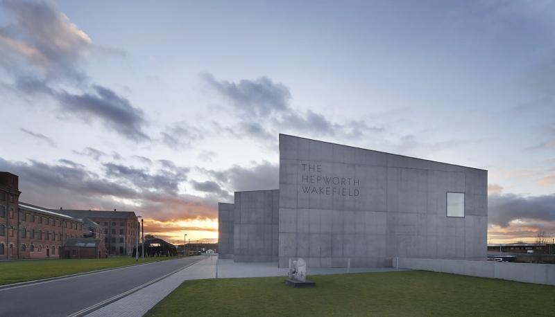 Hepworth Wakefield Gallery