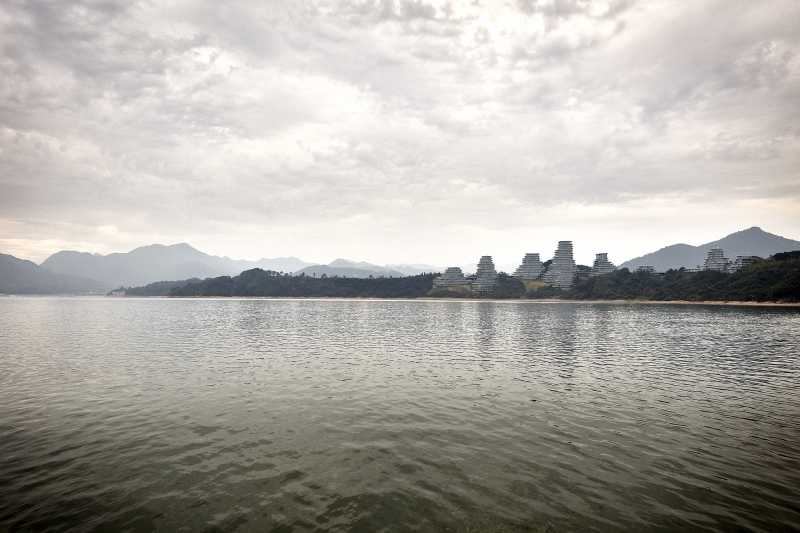 Huangshan Mountain Village