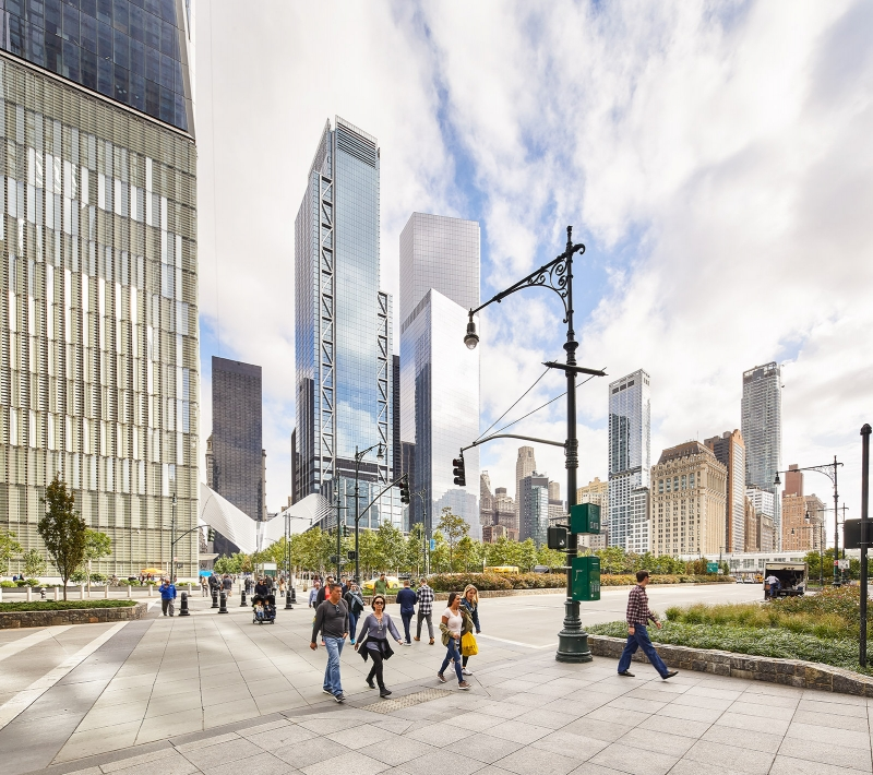 World Trade Centre Masterplan