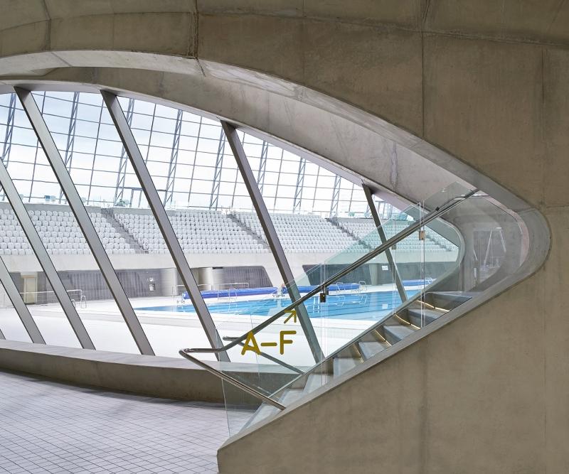 London Aquatics Centre - Legacy Mode
